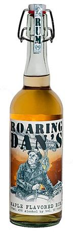 Roaring Dan's Rum Maple Flavored